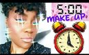 5 min MAKE UP Challenge + Revue :  MAKE UP REVOLUTION