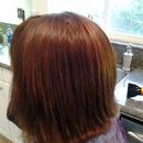 Haircolor Before Highlights