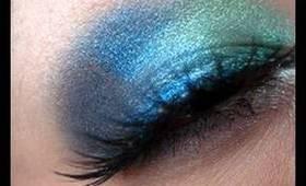 Tutorial: Fun&Bright Blue/Green Eyes