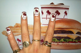 Nail Art Superstar: Holly Falcone