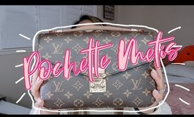 POCHETTE METIS - 2 MONTHS WEAR AND TEAR | WHAT'S IN MY BAG 2020
