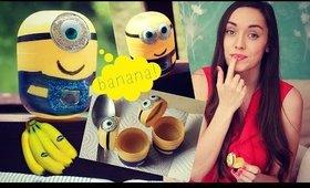 Minions Banana Lipbalm - DIY - Patty Sway