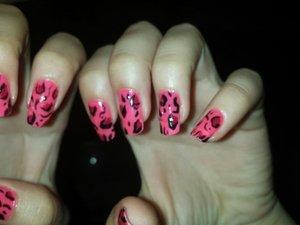 my friend's nails