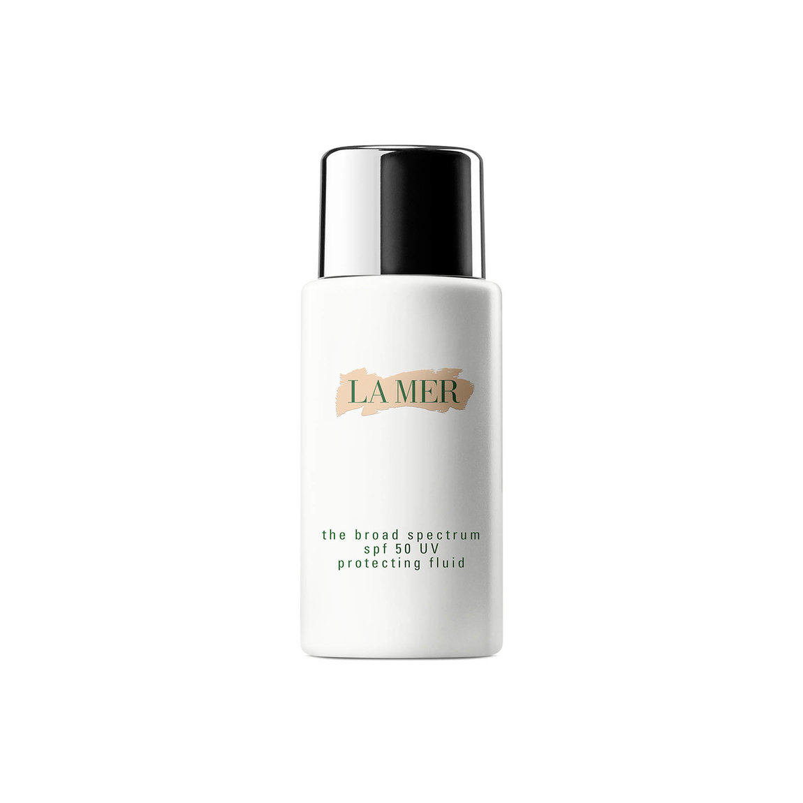 La Mer The SPF 50 UV Protecting Fluid product smear.