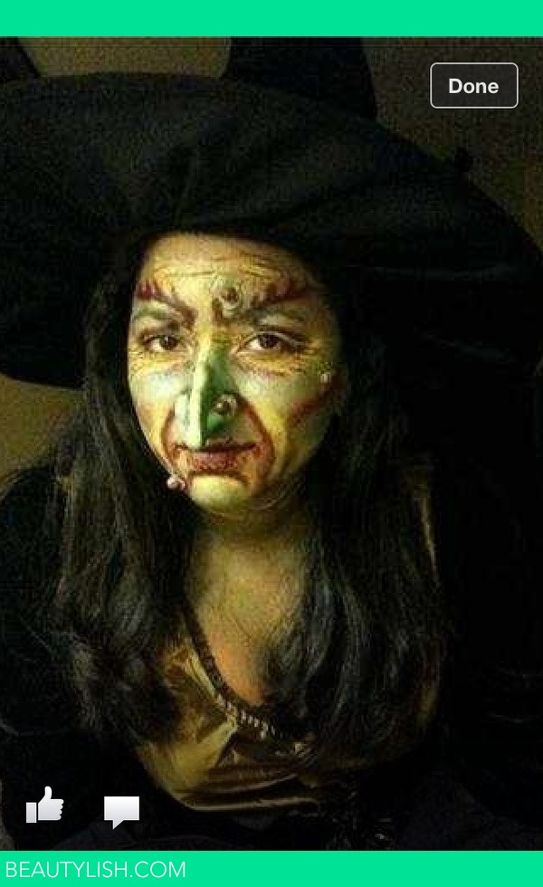 123 best UGLY WITCHES images on Pinterest | Halloween ... |Ugly Witch