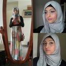 Maxi Hijab OOTD