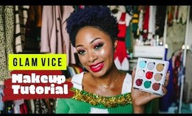 TUTORIAL: Glam Vice Cosmetics Baby, It's Cold Outside