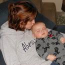 I love my little man