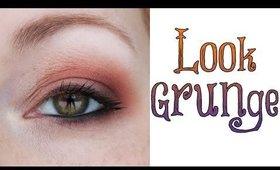 Tuto Makeup - Look Grunge