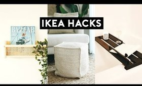 DIY IKEA HACKS 2020! CHEAP & SIMPLE (PINTEREST INSPIRED)