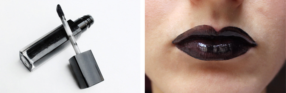 Best Black Lipstick: Armour Beauty