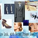The office look, with Secret Dreams Jewelry