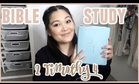 Bible Study With Me // 2 Timothy Chapter 4