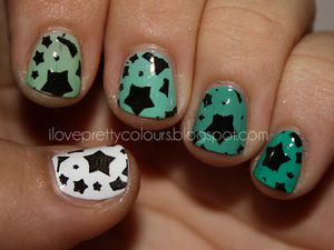 http://iloveprettycolours.blogspot.com/2012/08/stamped-ombre.html