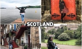 Scotland Trip || Snigdha Reddy