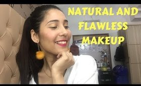 NATURAL AND FLAWLESS MAKEUP LOOK |SIMPLE GLAM LOOK |Sapna Ganglani