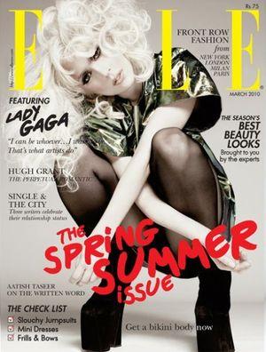 Lady Gaga - Elle