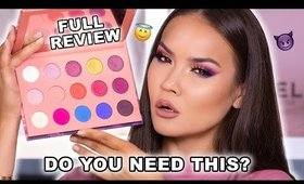 LUNAR BEAUTY STRAWBERRY DREAM COLLECTION REVIEW | Maryam Maquillage