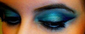 blue fishyy!