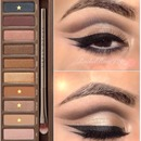 Naked palette look #2