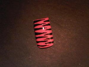 Pink w/zebra