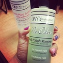 Best Nail Polish Remover Brand Ever!!!