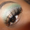 MAC creme eyeshadow