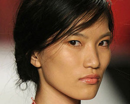 Vivienne Tam Beauty, New York Fashion Week S/S 2012