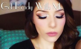 GET READY WITH ME~ DRUGSTORE & LAURA MERCIER MAKEUP
