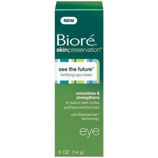 Biore Skin Preservation See the Future Fortifying Eye Cream