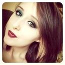 Kat Von D's signature 2 eyeshadow look! :)
