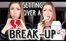 GETTING OVER A BREAK-UP?! || RachhLoves