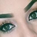 Gel liner brows