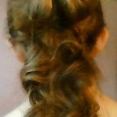 Valentines Day Hairstyle #1