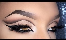 Sexy Arabic Cut Crease Makeup Tutorial con Ombretti e Rossetti Alkemilla المكياج العربي