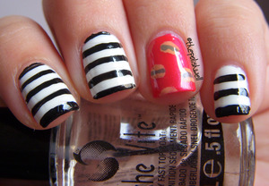 More information at http://thepolishwell.blogspot.com/2012/06/nail-ideas-stripes.html