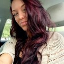 Burgundy Red DIY Hair for Fall