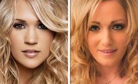 Carrie Underwood Inspired Hair & Makeup Tutorial