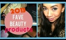 Fave/best of Beauty Products - 2013