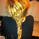 braid wrap tail.<3