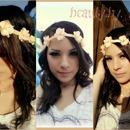 Flower Headband((: