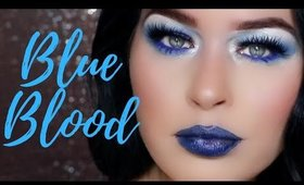 Blue Blood  Palette Tutorial & Collection Giveaway | Jeffree Star Cosmetics