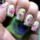 Lime Crime With Flowers