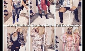 Lovely Wholesale Plus Size | Try-On | Fall Edition 2019