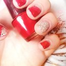red Glamour NAILS