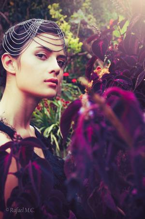 Ph: Rafael Melo Caipa Model: Monica Noguera Make Up and Hair: Nadia Kosh
