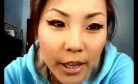2NE1 Park Bom Inspired Eyes