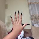I love black nails