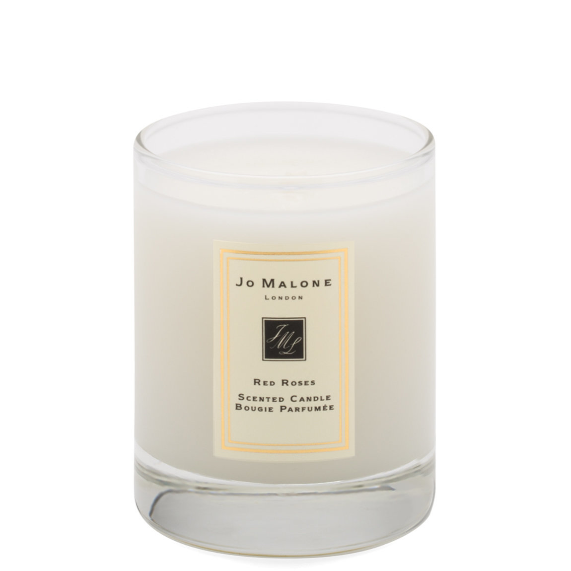 Jo Malone London Red Roses Scented Candle product smear.