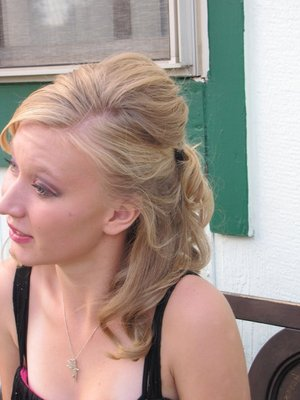 sams homecoming 2 years ago...wow I did a bad job on the makeup haha